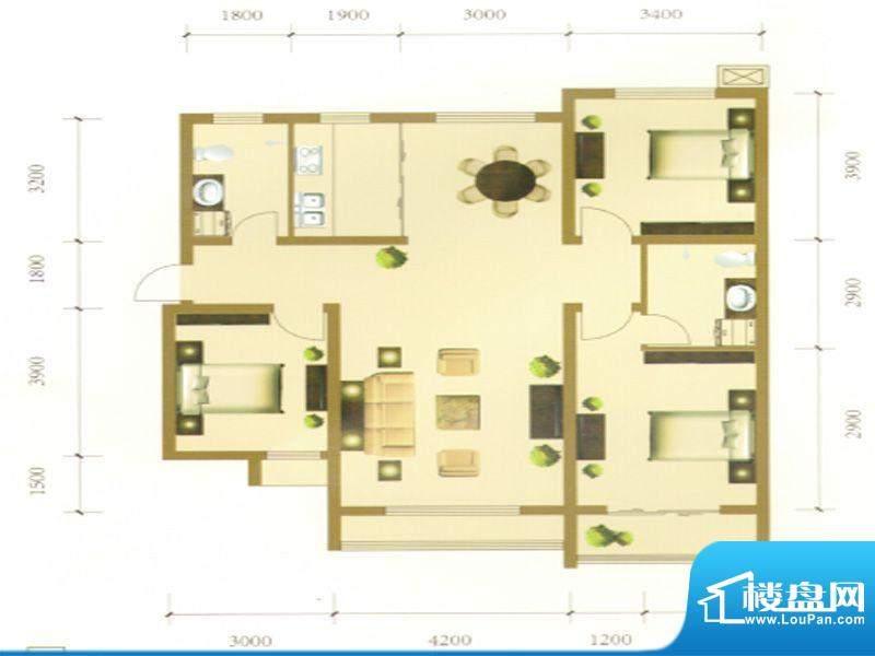 御龙瀚府12号楼 面积:0.00m平米
