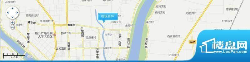 柳溪美庐交通图