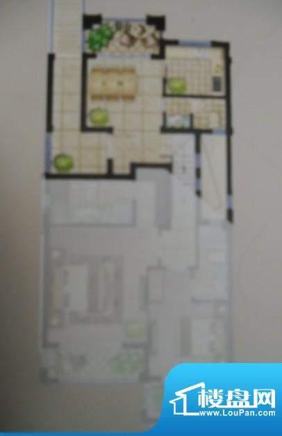 爱伦坡叠拼上二层面积:40.13m平米