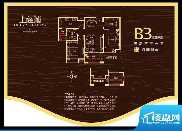 上海城nEO_IMG_86.6面积:0.00m平米
