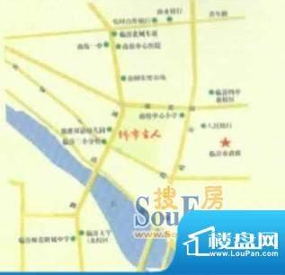 城市主人3期交通图