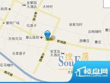 天通锦绣城交通图