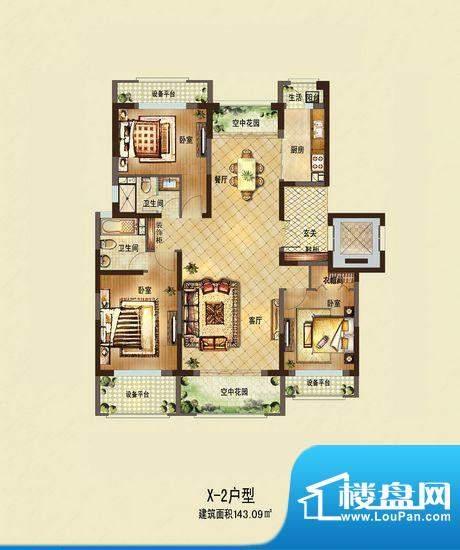 中国铁建·东来尚城面积:0.00m平米