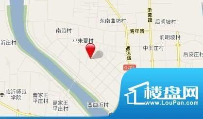 意林小镇交通图