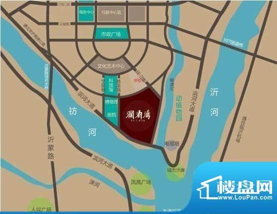 澜泊湾交通图