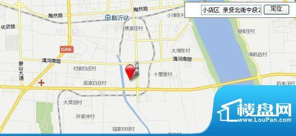 怡和国际广场交通图