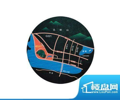 光大·锦绣山河交通图