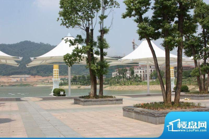 光大·锦绣山河外景图8月20日