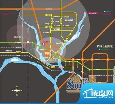 阳光·未来城交通图