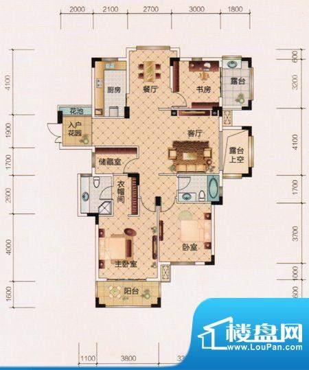 星湖名郡尚林苑2期A面积:0.00m平米