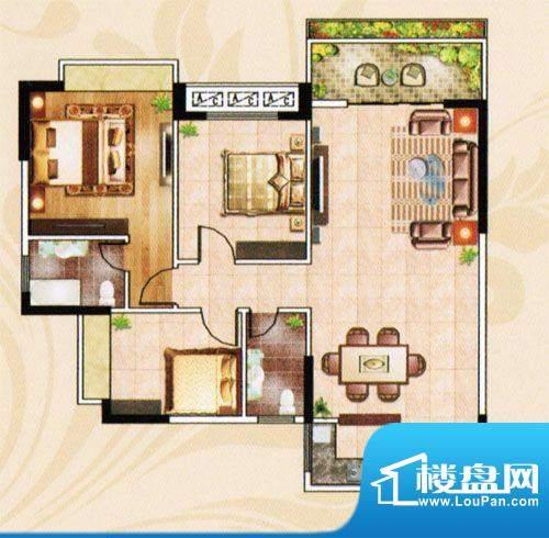 盈峰家园1-4座01单元面积:0.00m平米