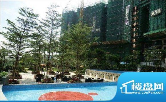 尚城国际外景图