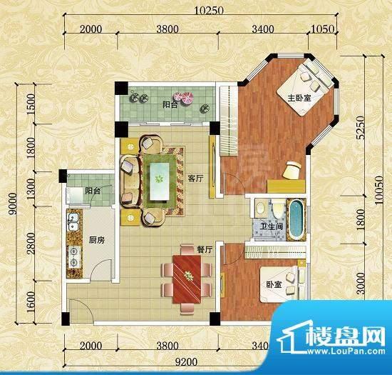 新都广场1303110020面积:0.00m平米