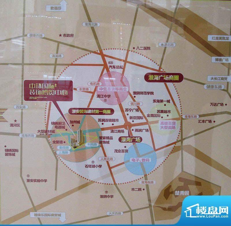 中环国际广场效果图