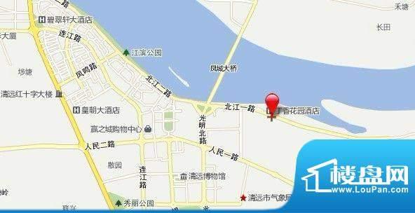 懿峰雅居交通图
