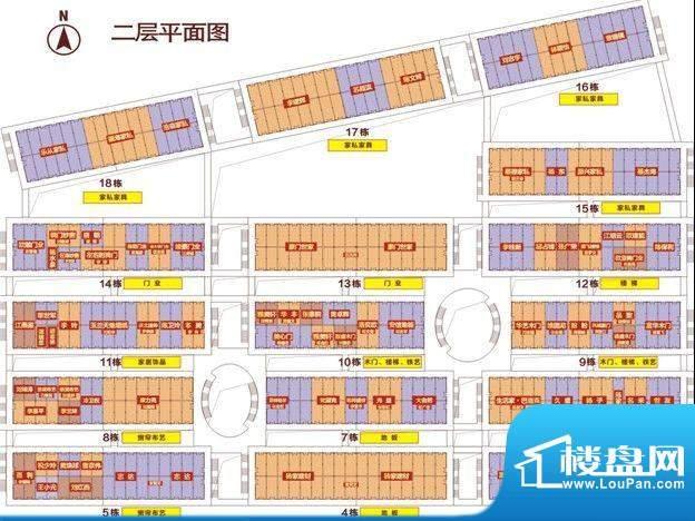 美吉特华南装饰城3 面积:0.00m平米