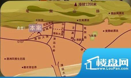 尚山交通图