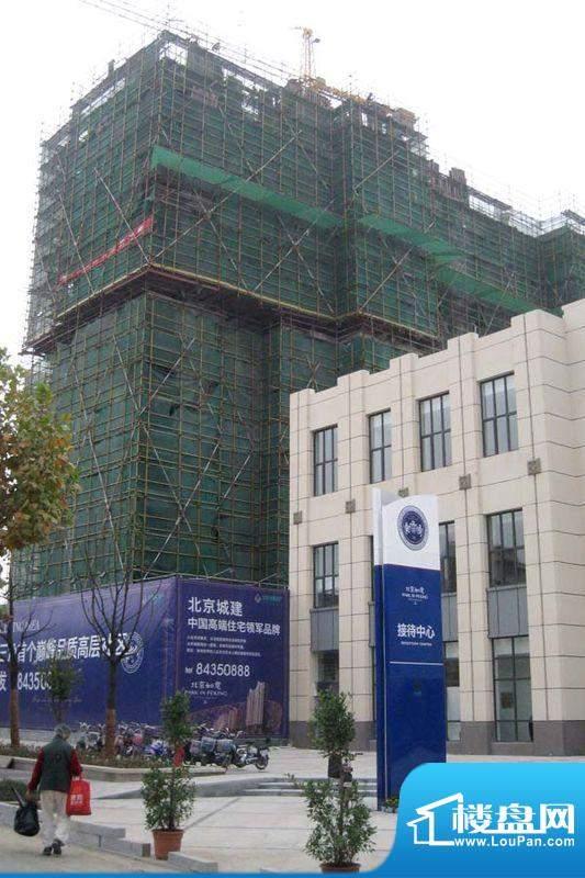 北京如意国际花园实景图