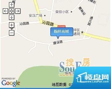 翰林尚城交通图
