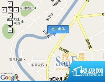 龙川半岛交通图