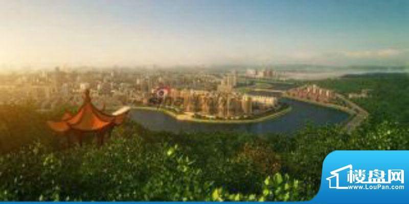 龙川半岛效果图