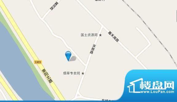 万晟星城交通图