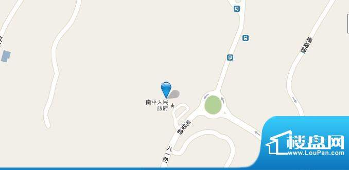 新城中心帝景国际交通图