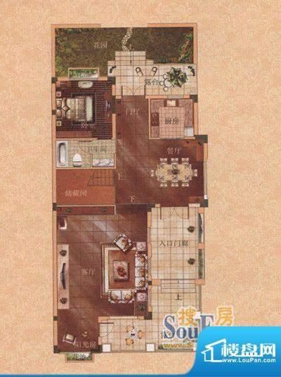 托莱多佩德拉萨双拼面积:0.00m平米