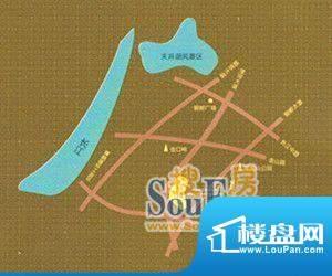 龙熙国际交通图