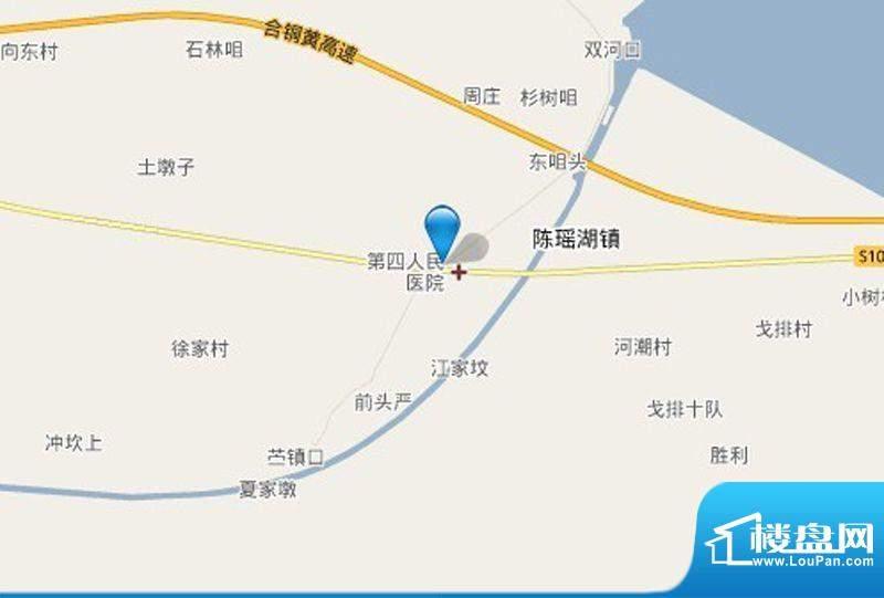 铜都公馆交通图