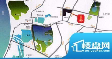 清华嘉园交通图