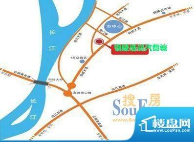 浩润汽贸城交通图