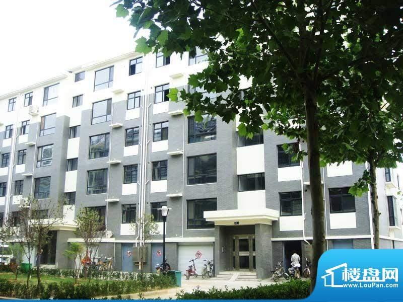 富贵名苑东6号楼外景(2012-05)