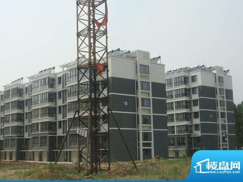 如意花园23、25号楼外景(2012-05)