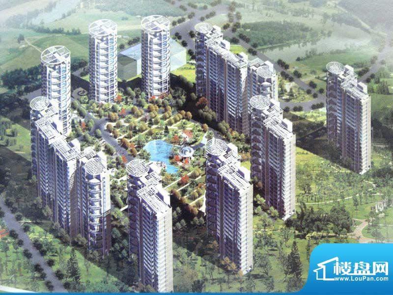 杨柳国际新城效果图