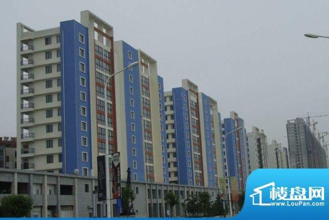 杨柳国际新城实景图