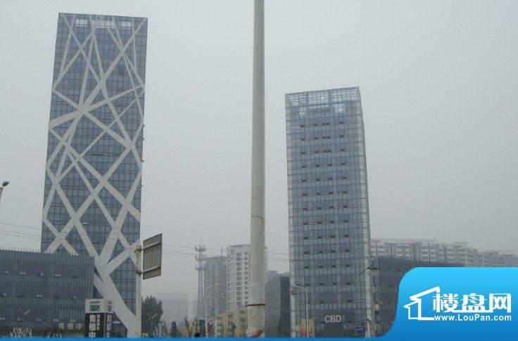 杨柳国际新城外景图