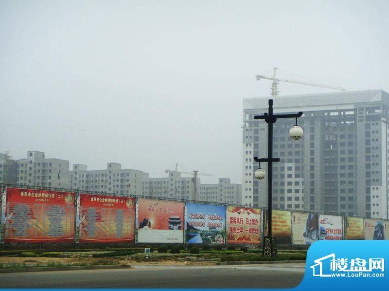 星光天地国际广场建筑外景图(2012-05)