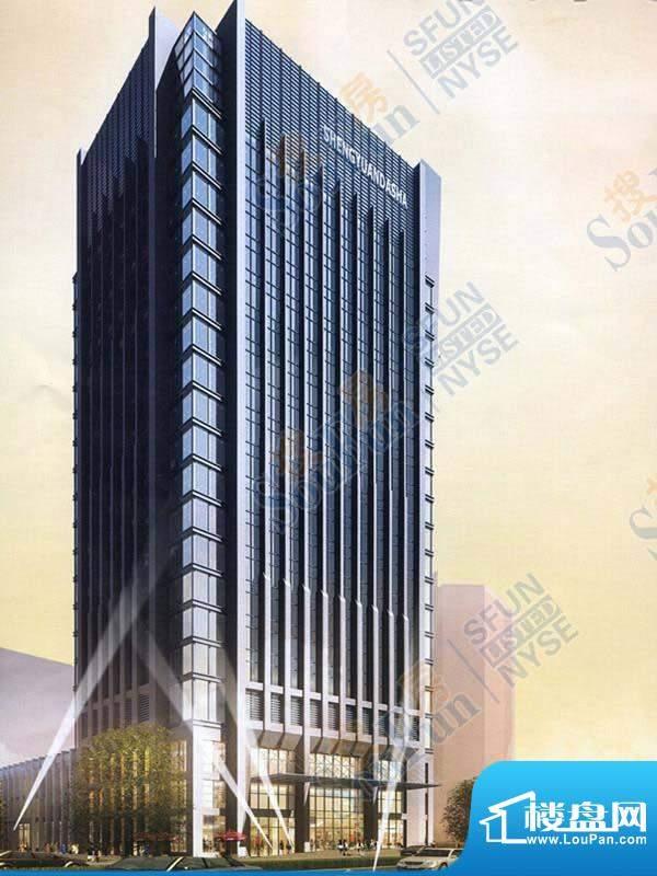圣源国际大厦实景图