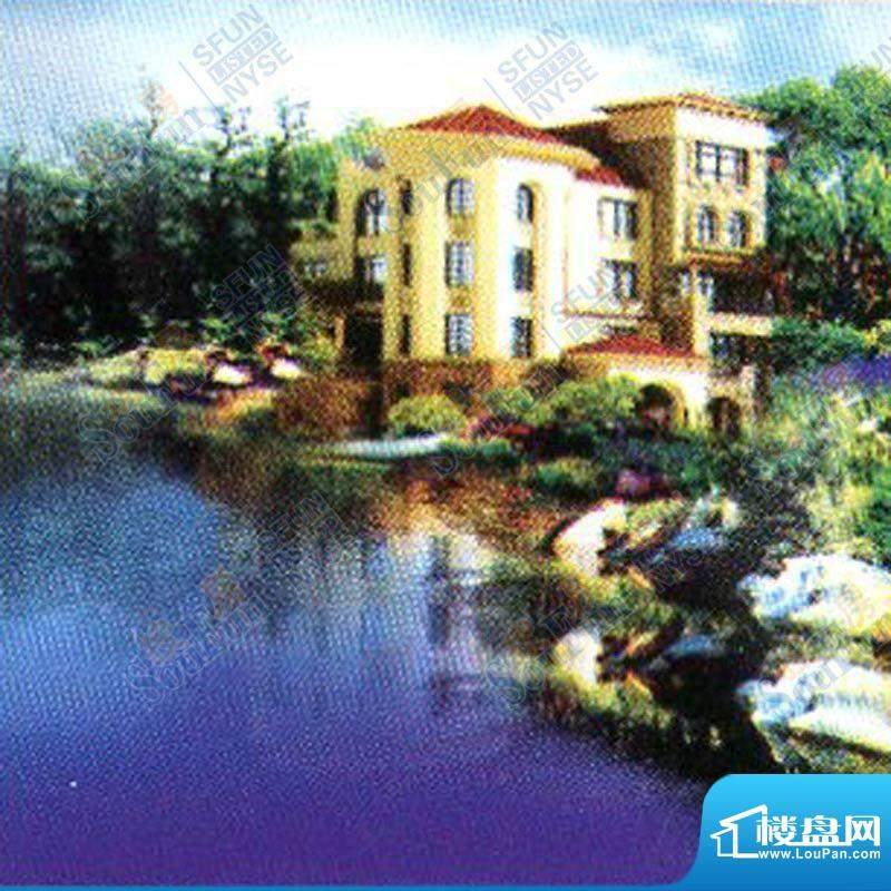 龙玺·香醍溪谷实景图