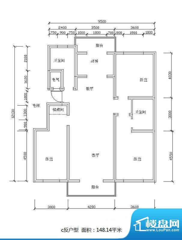 盛世中国 临漳水岸酒面积:0.00m平米