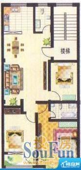 北流建材商贸城户型面积:0.00m平米