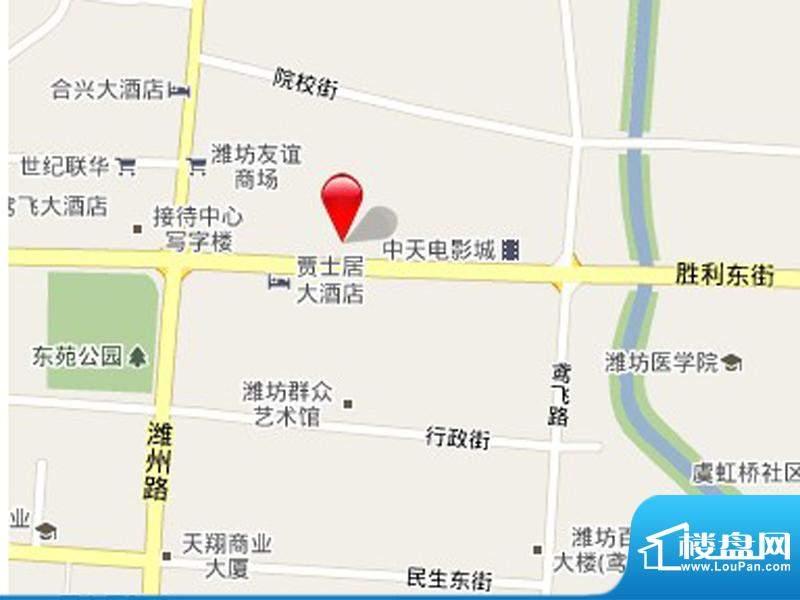 阳光100城市广场位置图