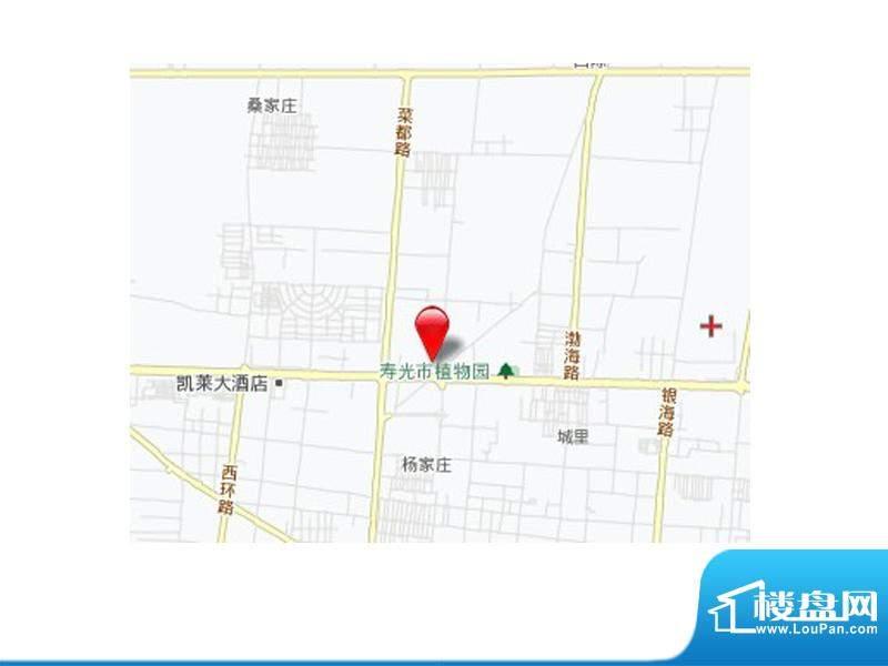 诺诚凯龙国际广场位置图