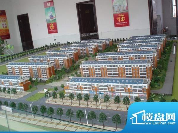 纳福馨城实景图