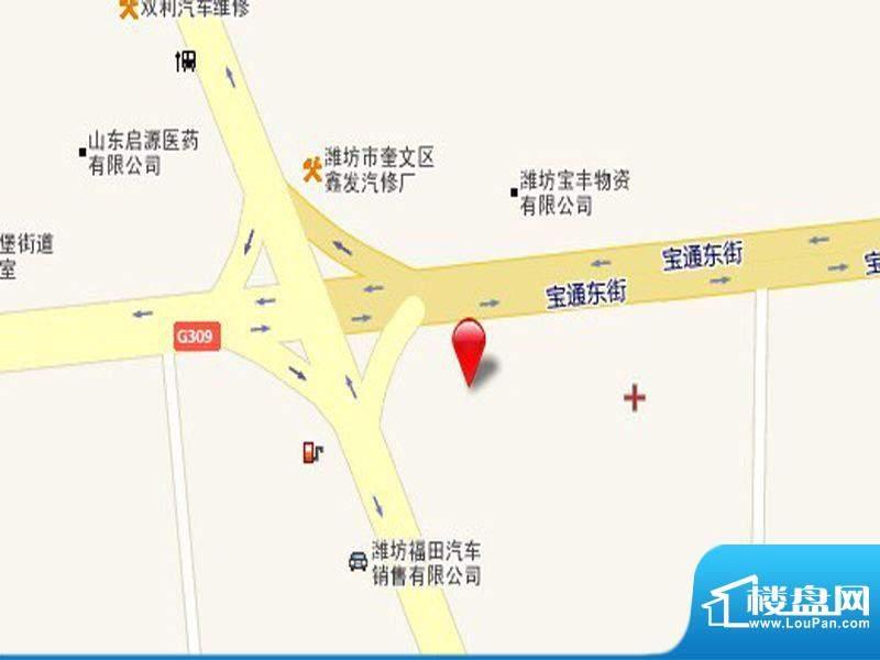 和扬万悦城位置图
