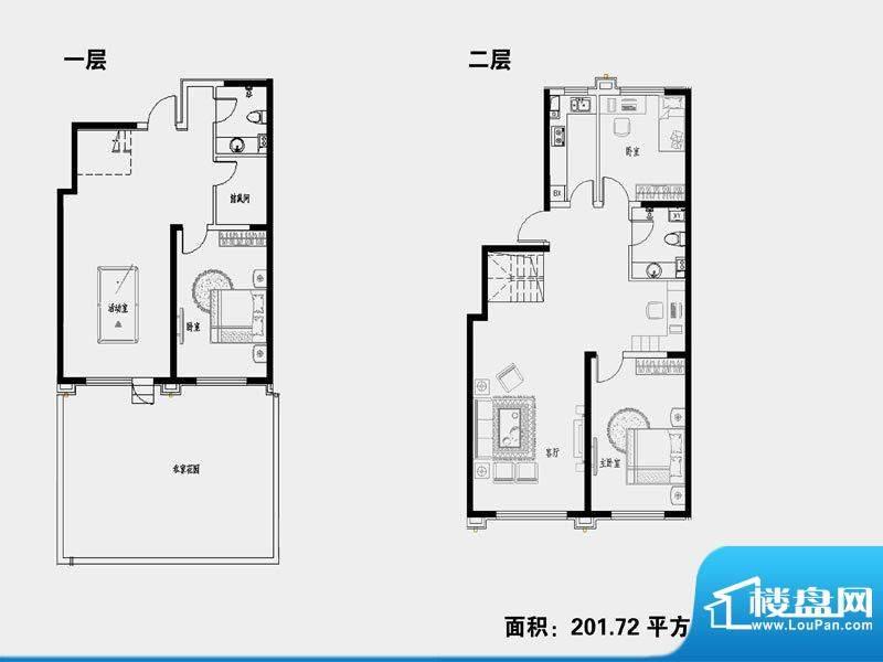 天成家园B-3-1011面积:101.00m平米