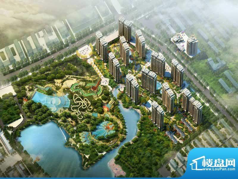 天元蓝城交通图