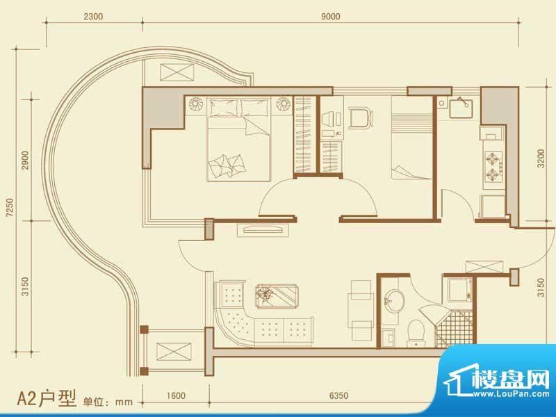 大商城市广场211-77面积:77.65m平米