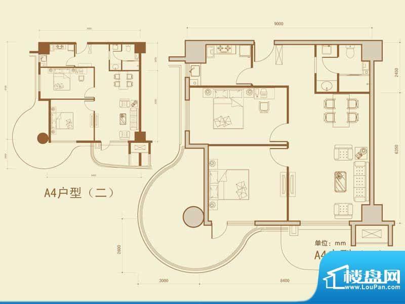 大商城市广场211-10面积:103.84m平米